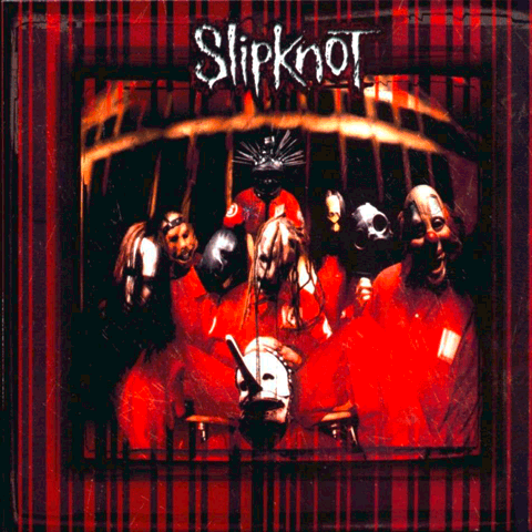 Slipknot-Slipknot-Cover
