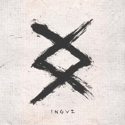 Normandie - Inguz (Album Cover)