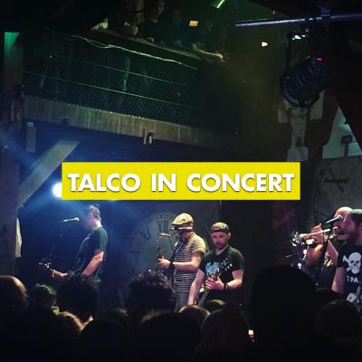 Talco Konzertbericht Hamburg