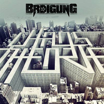 BRDIGUNG-Chaostheorie Albumcover
