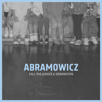 Abramowicz - Call the Judges Albumcover / Albumreview