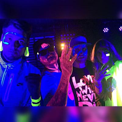 Neonschwarz - Die Eskalation