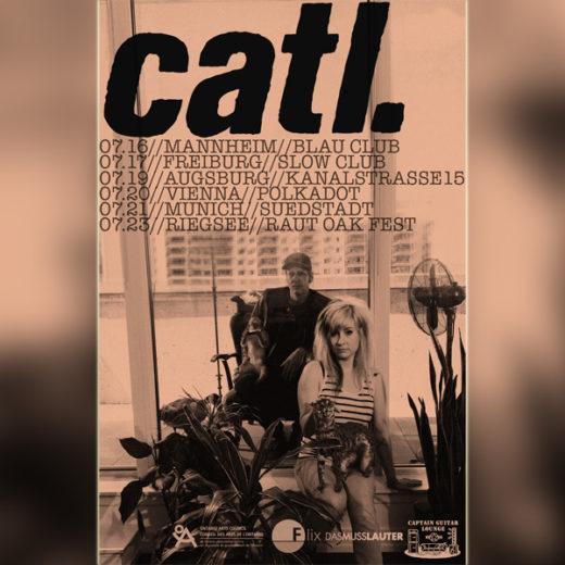 CATL auf Deutschlandtour