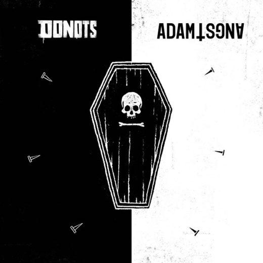 Donots & Adam Angst Split Single