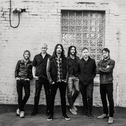 FooFighters Bandphoto2017 Credit Brantley Gutierrez