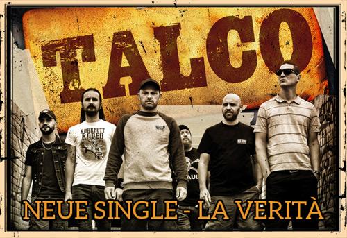 La Verità, die erste Single vom neuen Talco Album