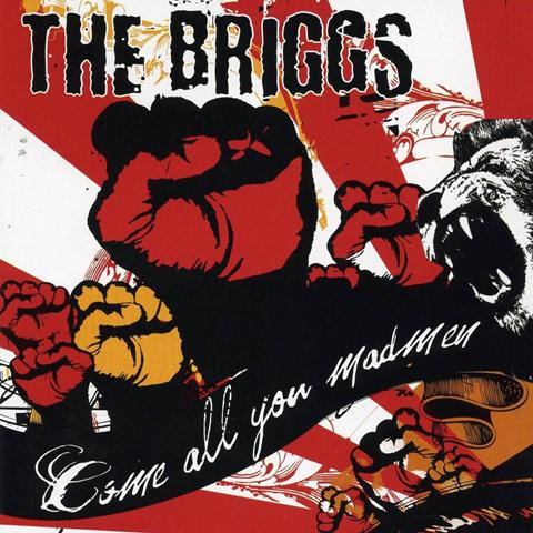 Albumcover The Briggs Come All You Madmen
