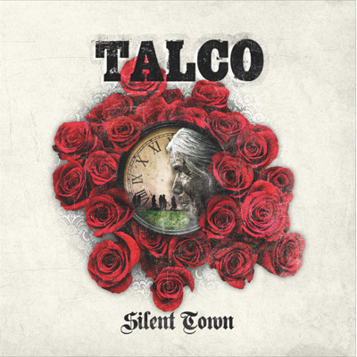 Talco - Silent Town Album Cover