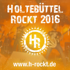 Holtebüttel Rockt 2016 / h-rockt.de