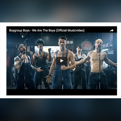 Boygroupboys - We are the boys