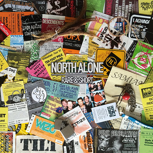 North Alone - Rare & Short