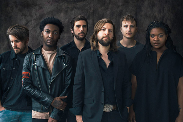 Welshly Arms Bandfoto / Peter Larson