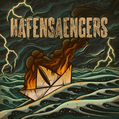 Hafensaenger EP Cover