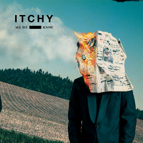Itchy - All We Know Albumcover